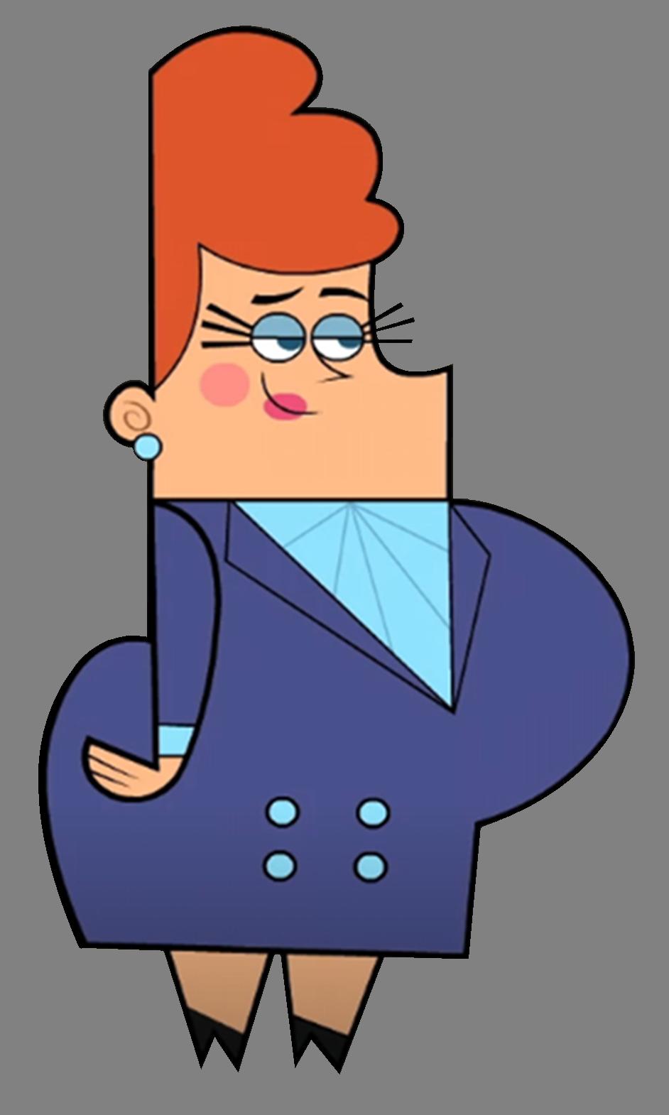 Female school principal clipart vector transparent stock Geraldine Waxelplax | Fairly Odd Parents Wiki | FANDOM powered by Wikia vector transparent stock