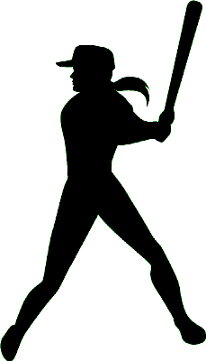 Female softball clipart free stock Girl softball player clipart clipart images gallery for free ... free stock