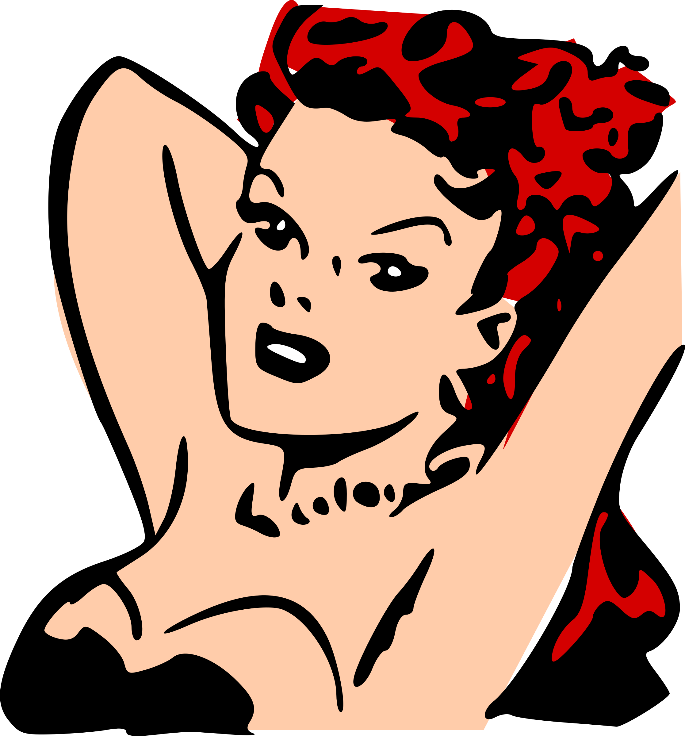 Female star clipart picture freeuse download Clipart - Movie star picture freeuse download