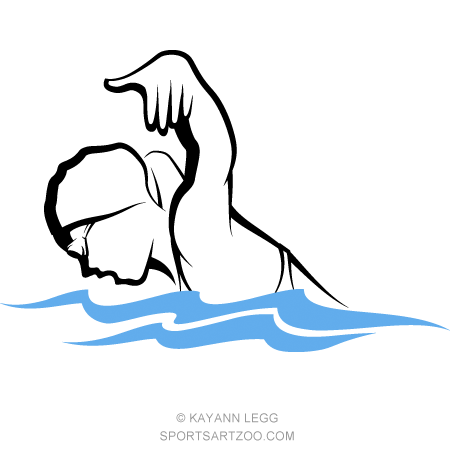 Female swimmer clipart black and white library Female Swimmer Swimming the Butterfly Stroke | Swimming and Diving ... black and white library