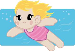 Female swimmer clipart vector transparent Free Girl Swimming Cliparts, Download Free Clip Art, Free Clip Art ... vector transparent