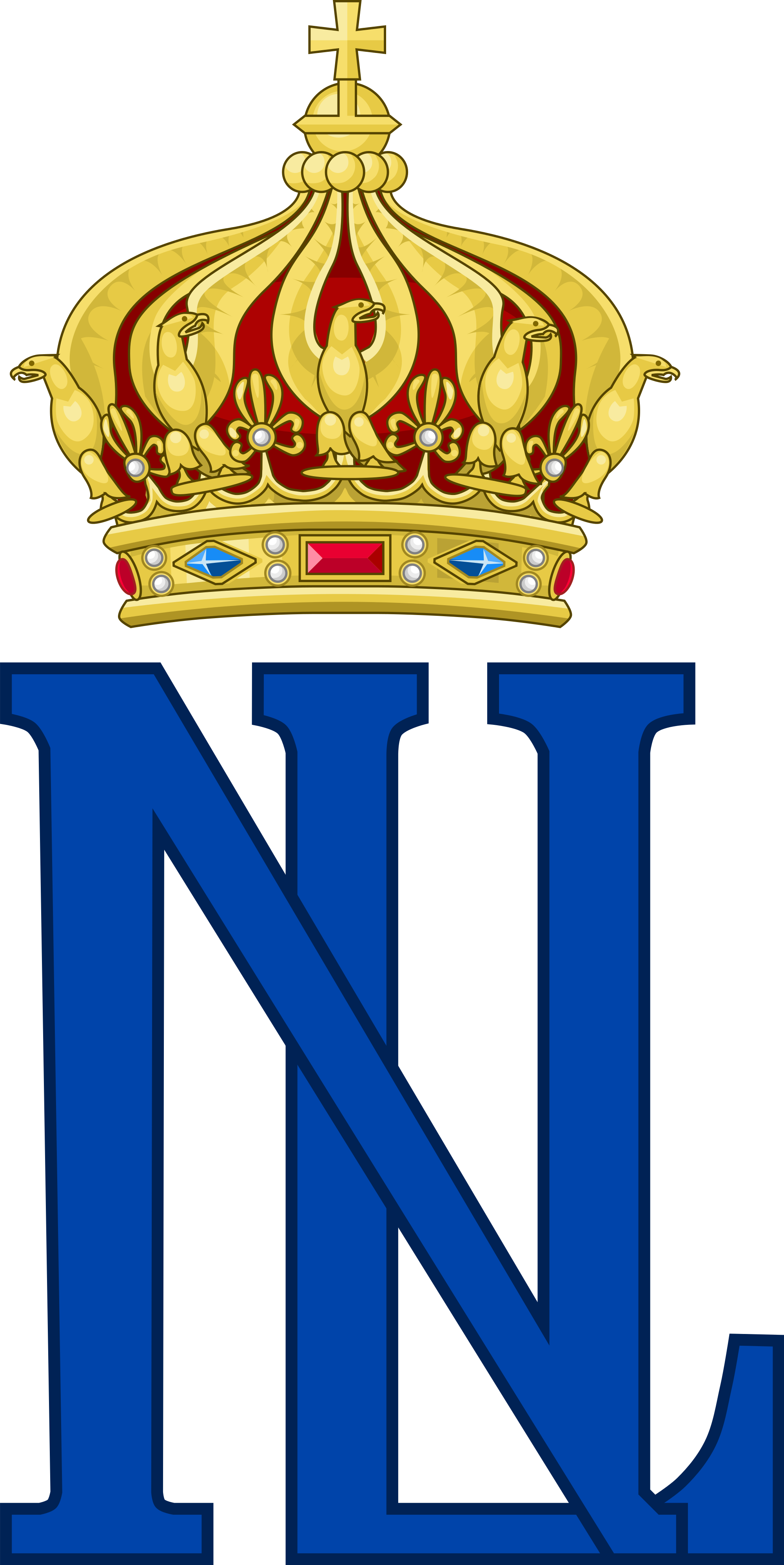 Female turkey monogram clipart vector royalty free download Emperor Napoleon III of France | Royal Monograms | Pinterest | Napoleon vector royalty free download