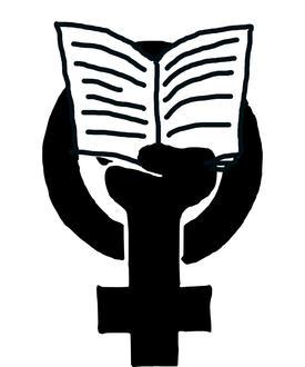 Feminist word clipart jpg Jules\' Tools for Social Change: Feminist Reading Resolutions | All ... jpg
