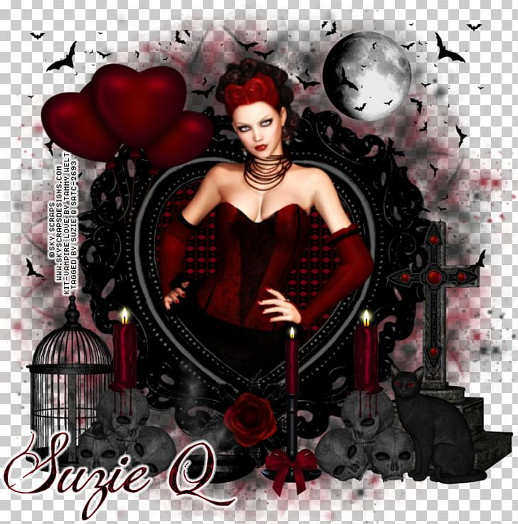 Femme fatale clipart clip black and white library Vampire Pin-up Girl Dracula Femme Fatale PNG, Clipart, Album Cover ... clip black and white library