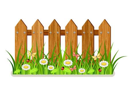 Fence images clipart vector download Clipart fence 2 » Clipart Station vector download
