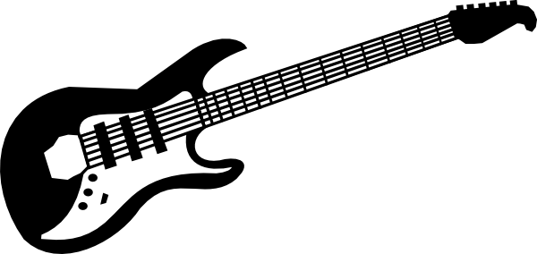 Fender guitar clipart picture royalty free Fender Bass Guitar Clip Art   Clipart Panda - Free Clipart Images picture royalty free