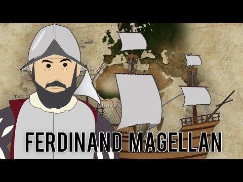 Ferdinand magellans death clipart banner transparent Ferdinand Magellan - First Circumnavigation of the Earth - YouTube banner transparent