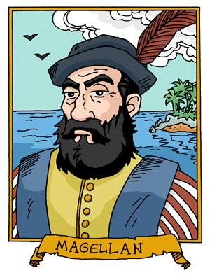 Ferdinand magellans death clipart clip transparent Ferdinand Magellan Biography for Kids | Social Studies Printables clip transparent