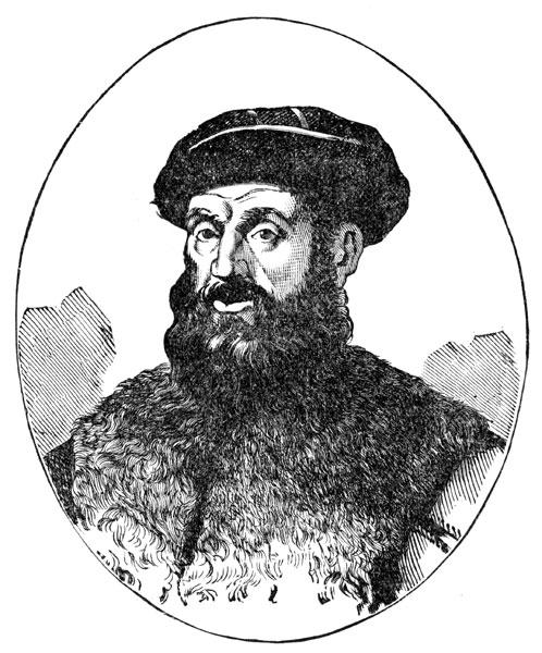 Ferdinand magellans death clipart picture transparent stock Ferdinand Magellan picture transparent stock