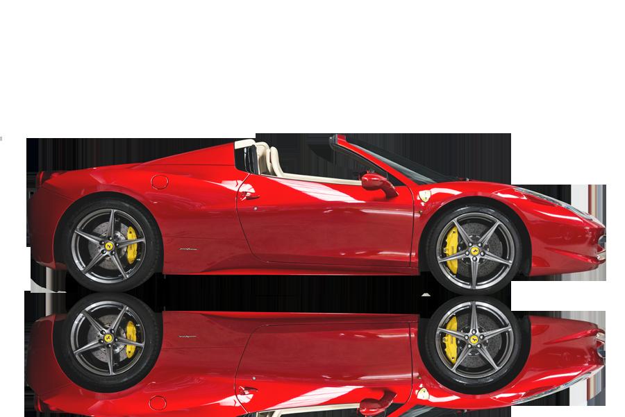 Ferrari car clipart
