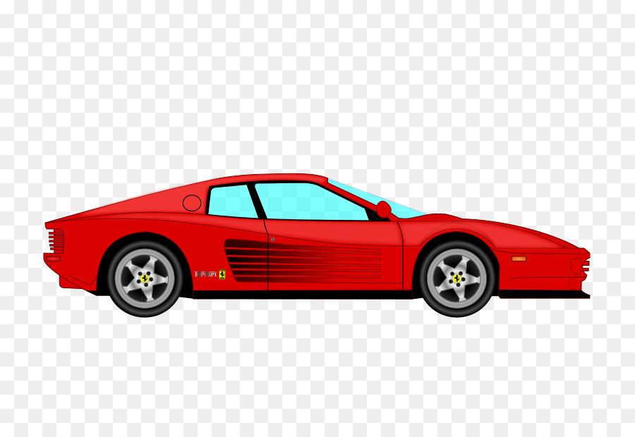 Ferrary clipart clipart stock Car Cartoon clipart - Car, transparent clip art clipart stock
