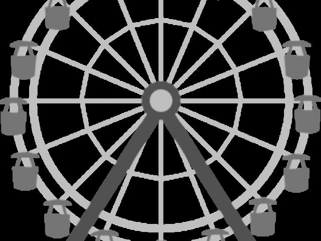 Ferris wheel car clipart vector freeuse Ferris Wheel Cliparts 23 - 1300 X 1300   carwad.net vector freeuse