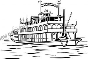 Ferry clipart black and white svg royalty free Ferry clipart black and white 7 » Clipart Portal svg royalty free