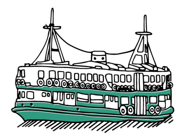 Ferry clipart black and white black and white download Free Ferry Clipart, Download Free Clip Art on Owips.com black and white download