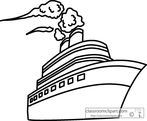 Ferry clipart black and white graphic royalty free Boat Clipart Black And White | Free download best Boat Clipart Black ... graphic royalty free