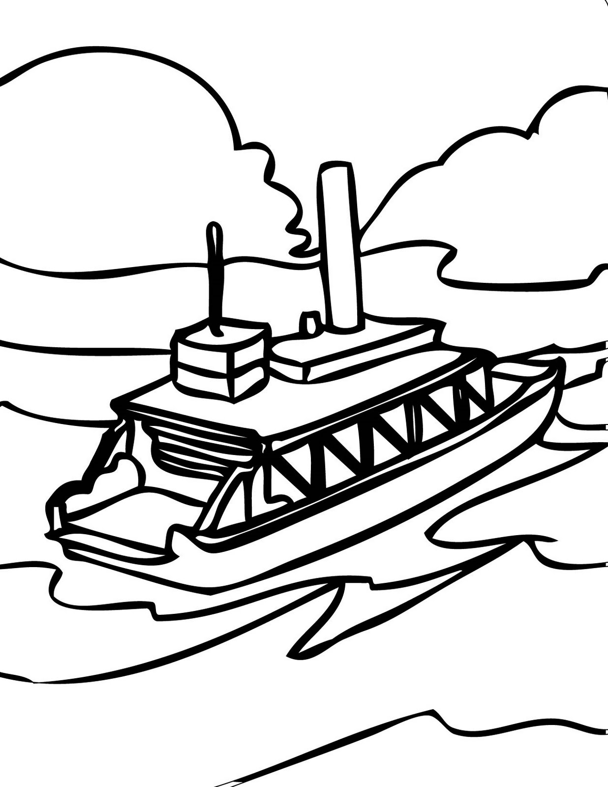 Ferry clipart black and white clipart transparent download Ferry clipart black and white 2 » Clipart Station clipart transparent download