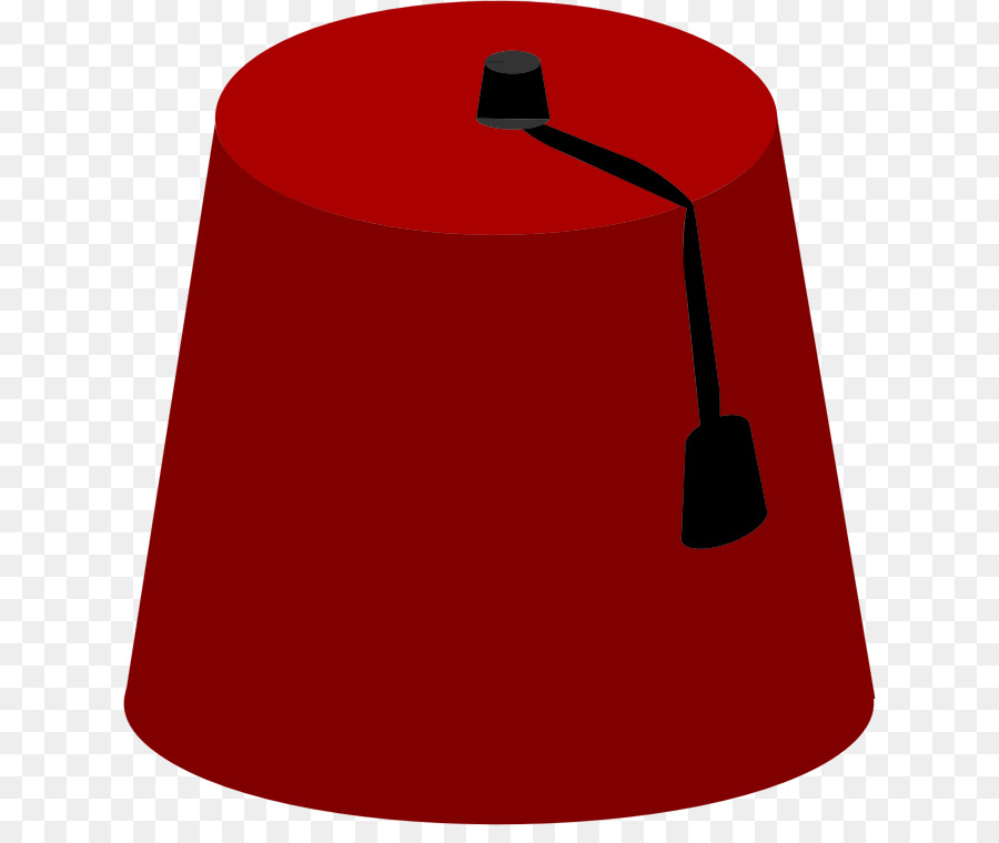 Fez clipart image free download Red Background png download - 678*744 - Free Transparent Fez png ... image free download
