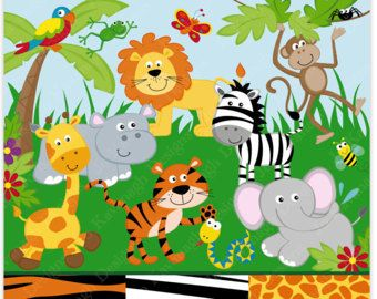 Fiebus clipart png library stock Jungle clipart - 112 transparent clip arts, images and pictures for ... png library stock