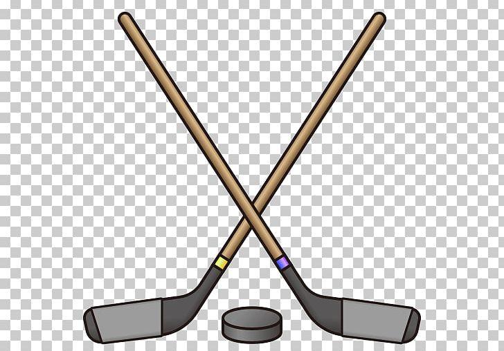 Field hockey and ice hockey stick clipart image library stock Emoji Ice Hockey Stick Hockey Sticks Field Hockey PNG, Clipart ... image library stock