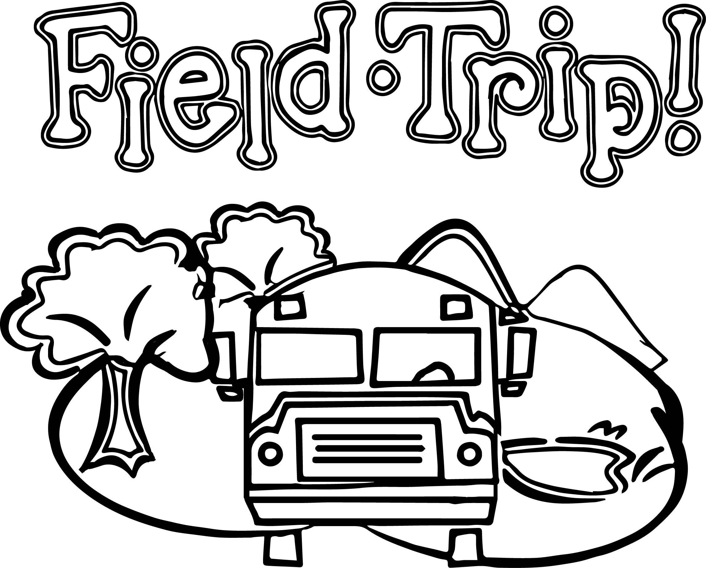Field trip clipart black and white png svg transparent 28+ Collection Of Field Trip Clipart Black And White | High Quality ... svg transparent