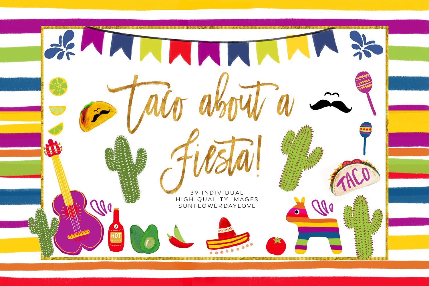 Fiesta clipart pictures png royalty free library Fiesta Digital Clipart, Cinco De Mayo Clipart, Taco about fiesta clipart,  Mexican cinco de Mayo clipart, Sombrero Mariachi Guitar Mexican Hat - Vsual png royalty free library