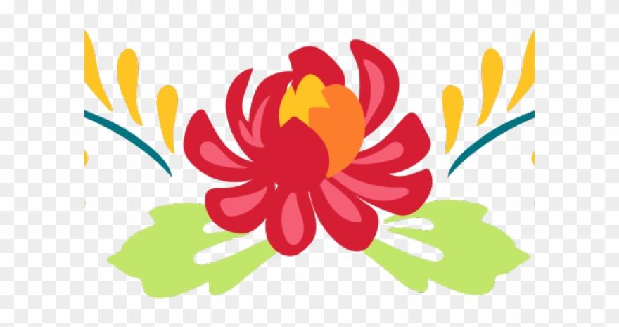 Fiesta clipart png clip royalty free Marigold Clipart Fiesta Flower - Elena De Avalor Png Transparent Png ... clip royalty free