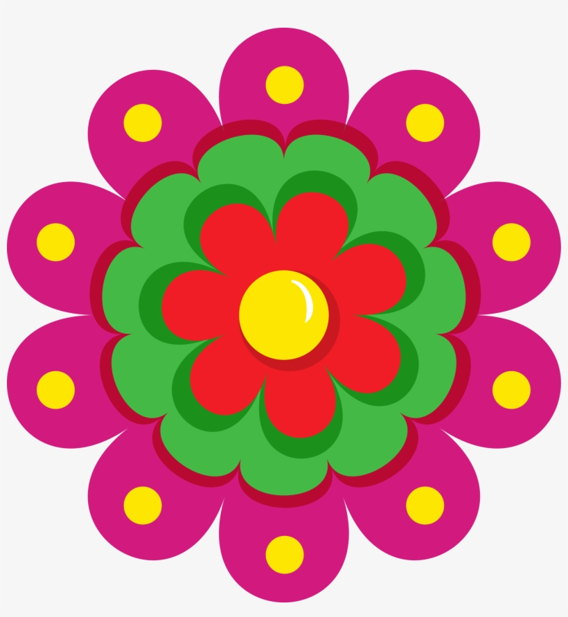 Fiesta clipart png graphic free library Fiesta Clipart Free Download - Fiesta Flower Clip Art - Free ... graphic free library