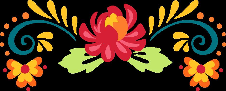 Fiesta flower clipart graphic royalty free download elena de avalor imagenes decoracion   Dibujos   Pinterest ... graphic royalty free download