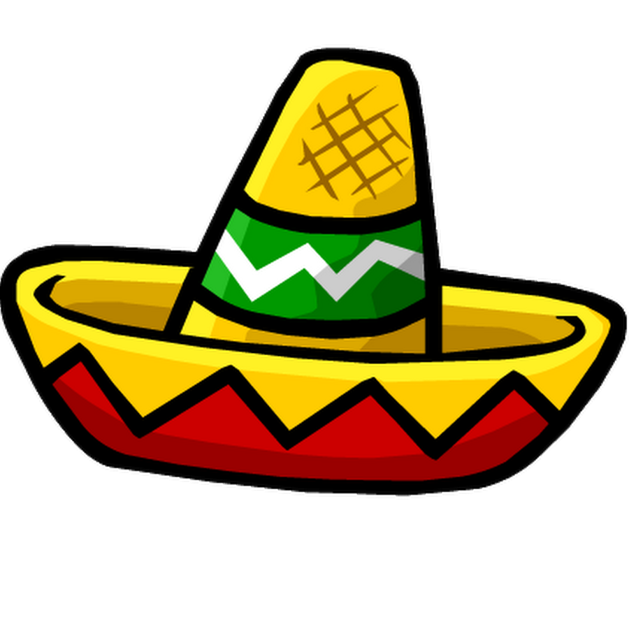 Fiesta hat clipart jpg library library Free Mexican Hat Pictures, Download Free Clip Art, Free Clip Art on ... jpg library library