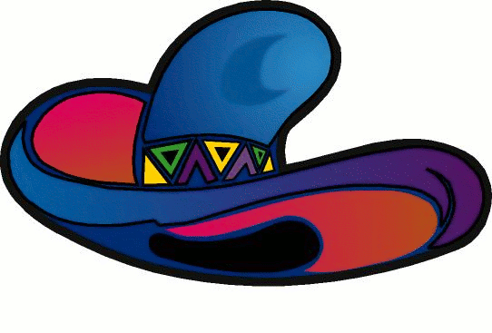 Fiesta hat clipart clip art royalty free Fiesta Hat Clipart | Clipart Panda - Free Clipart Images clip art royalty free