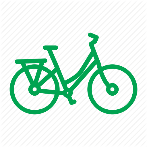 Fiets clipart clipart library download Green Background Frame clipart - Bicycle, Cycling, Green ... clipart library download