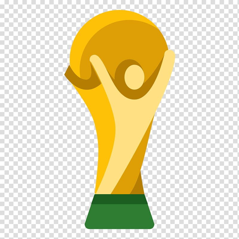 Fifa world cup clipart clip free stock Gold and green trophy illustration, FIFA World Cup Computer Icons ... clip free stock