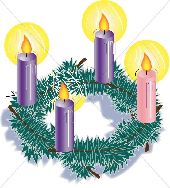 Fifth week of advent led by love clipart graphic free First Sunday Of Advent Clipart   Free download best First Sunday Of ... graphic free
