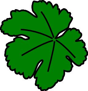 Fig leaf clipart free image free download Vine-leaf Clip Art at Clker.com - vector clip art online, royalty ... image free download