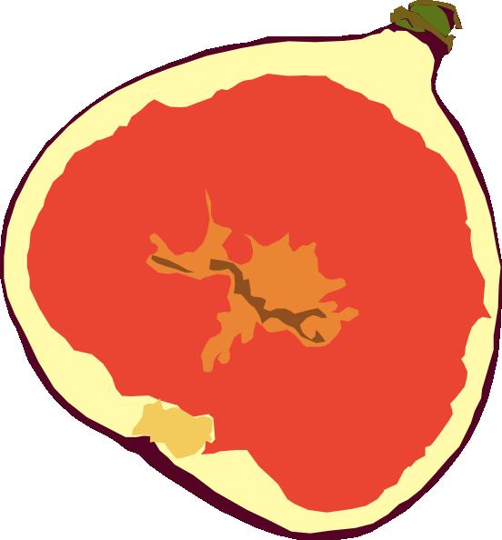 Fig tree clipart. Clip art at clker
