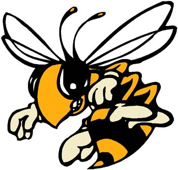 Fighting hornet clipart jpg free library Free Hornet Mascot, Download Free Clip Art, Free Clip Art on Clipart ... jpg free library