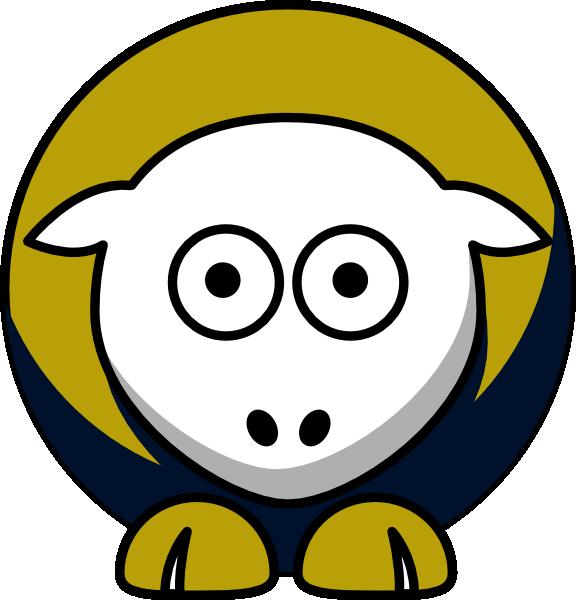 Fighting irish clipart football clip art free Sheep - Notre Dame Fighting Irish - Team Colors - College Football ... clip art free
