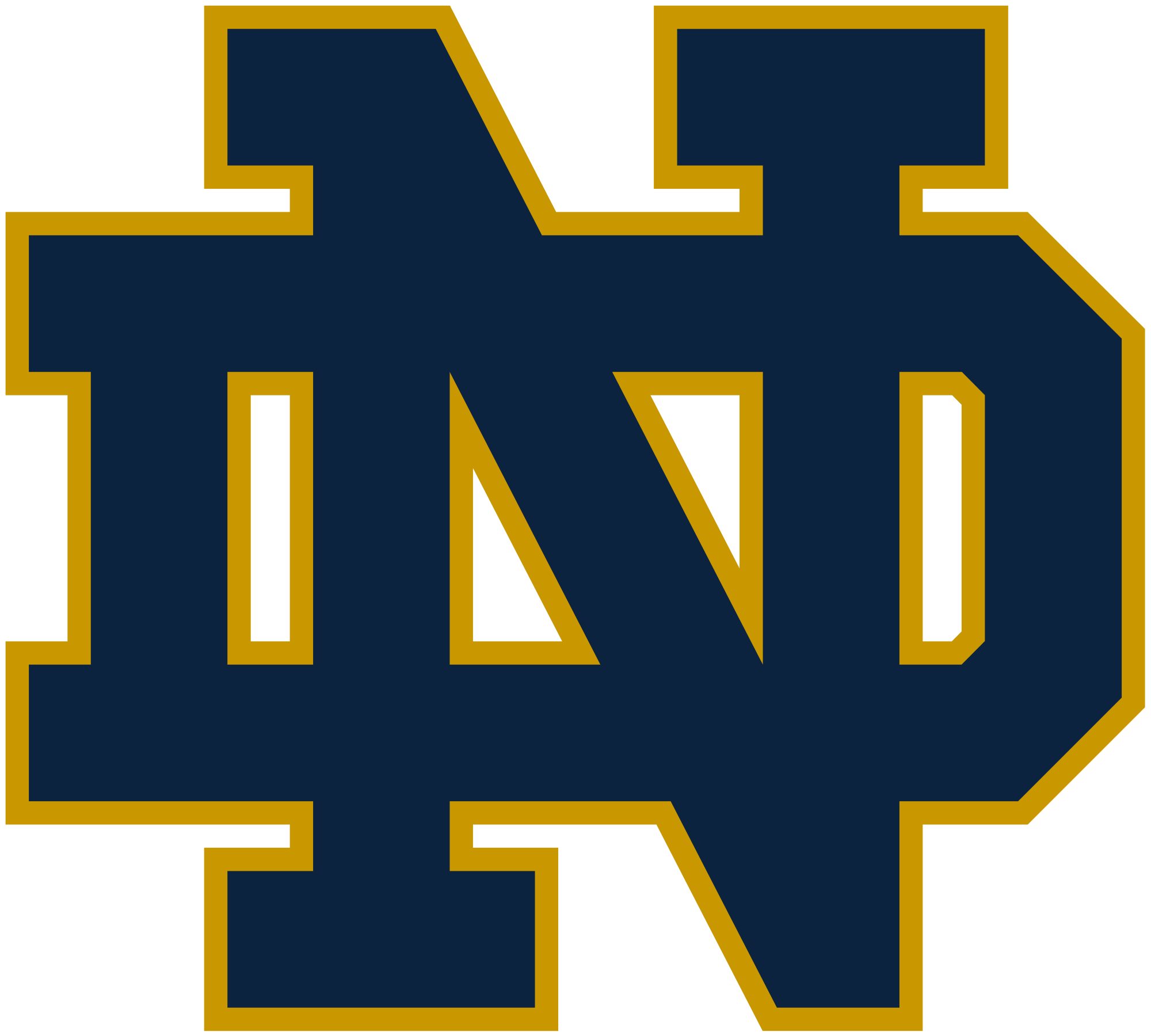 collection of notre. Fighting irish clipart football