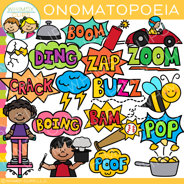 Figurative language clipart clip art transparent download Figurative language clip art , Images & Illustrations | Whimsy Clips ® clip art transparent download