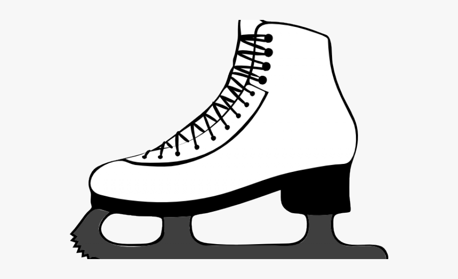 Figure skate clipart banner Shoes Clipart Ice Skate - Clip Art Figure Skate #2461493 - Free ... banner