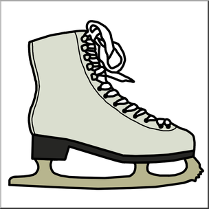Figure skate clipart clipart library library Ice Skates Clipart | Free download best Ice Skates Clipart on ... clipart library library