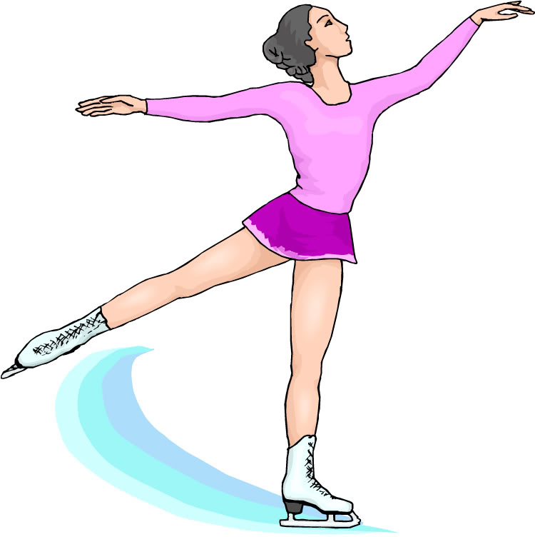 Figure skater clipart clip art freeuse library Free Ice Skating Images, Download Free Clip Art, Free Clip Art on ... clip art freeuse library