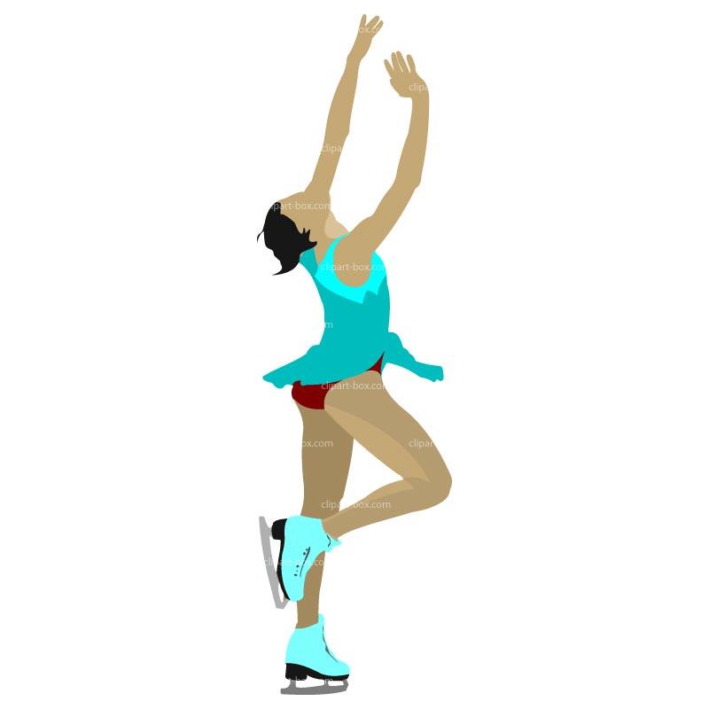 Figure skater clipart banner freeuse download Free Figure Skater Cliparts, Download Free Clip Art, Free Clip Art ... banner freeuse download