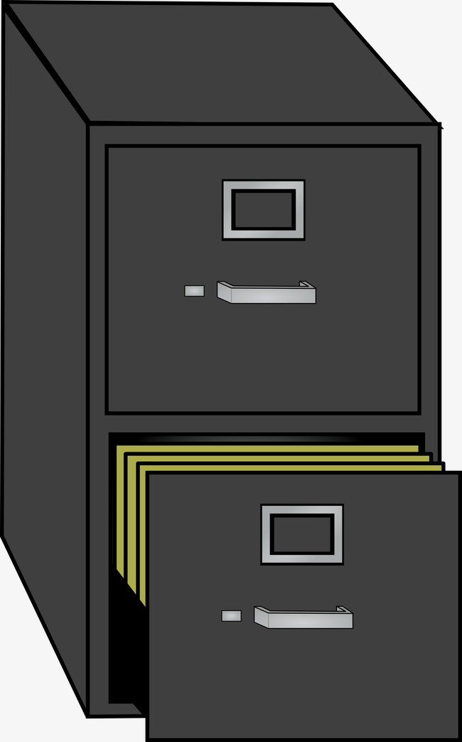 File cabinet clipart banner black and white stock File cabinet clipart 3 » Clipart Station banner black and white stock