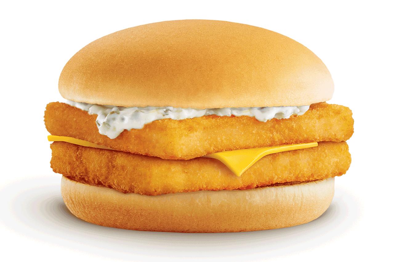 Filet of fish sandwish clipart graphic black and white download Filet-O-Fish Hamburger Fast food McDonald's Fish sandwich - chicken ... graphic black and white download