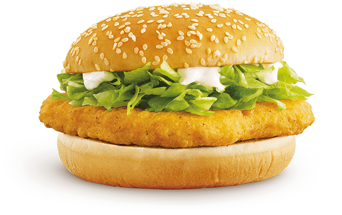 Filet of fish sandwish clipart transparent ck/ - Food & Cooking - Search: for me it is the mcchicken, offset: 24 transparent