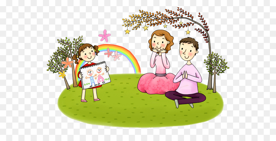 Filial clipart picture library stock Parents Day Family Tree png download - 600*454 - Free Transparent ... picture library stock