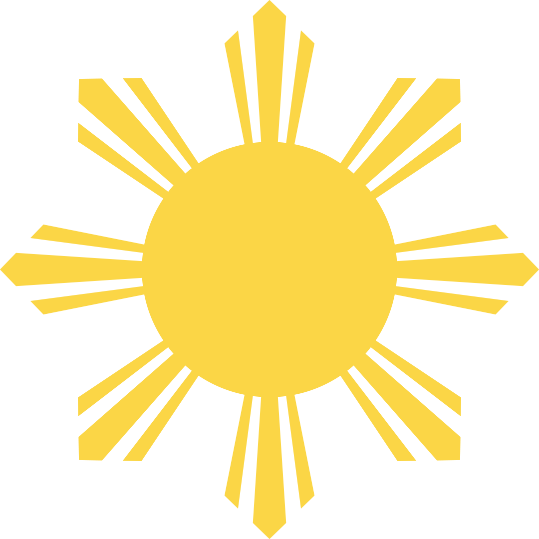 Filipino flag star clipart picture black and white library Vexilla Mundi picture black and white library