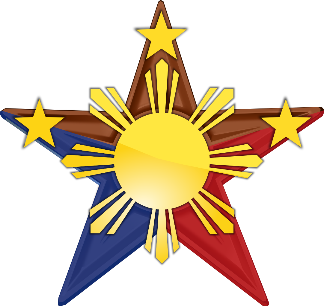 Filipino flag star clipart png library Flag of the Philippines The Philippine Star Clip art - philippines ... png library