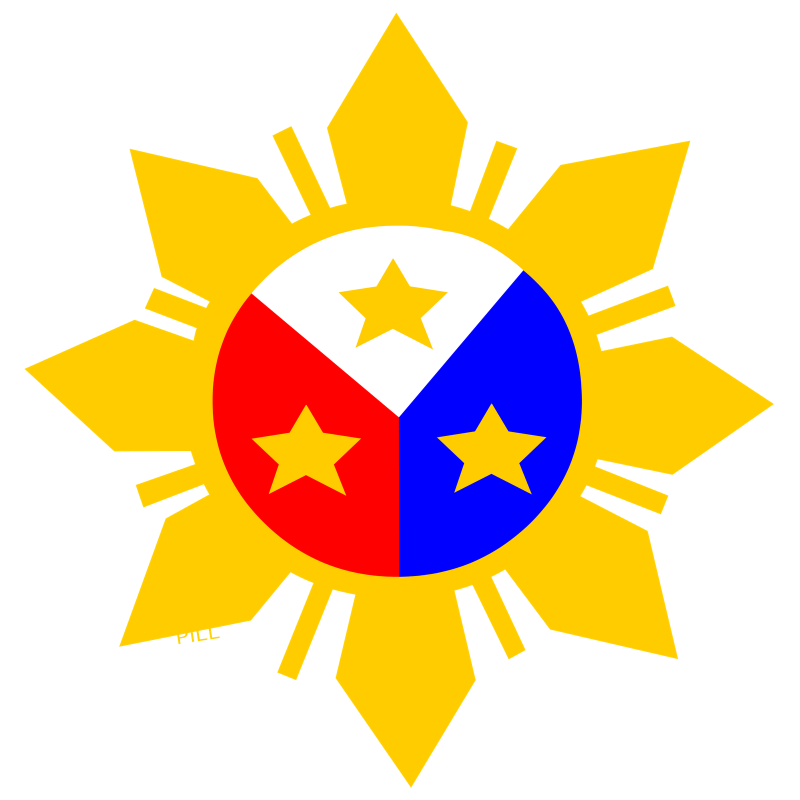 Filipino flag star clipart jpg freeuse download 28+ Collection of Philippine Clipart | High quality, free cliparts ... jpg freeuse download